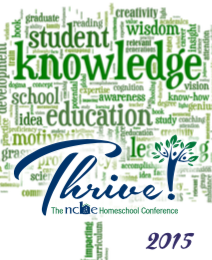 NCHE_Thrive_2015_Program_Cover