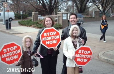 NC Right to Life Rally 2009 (Raleigh)