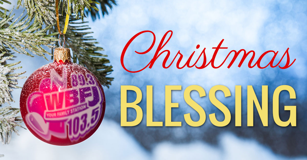 ChristmasBlessing
